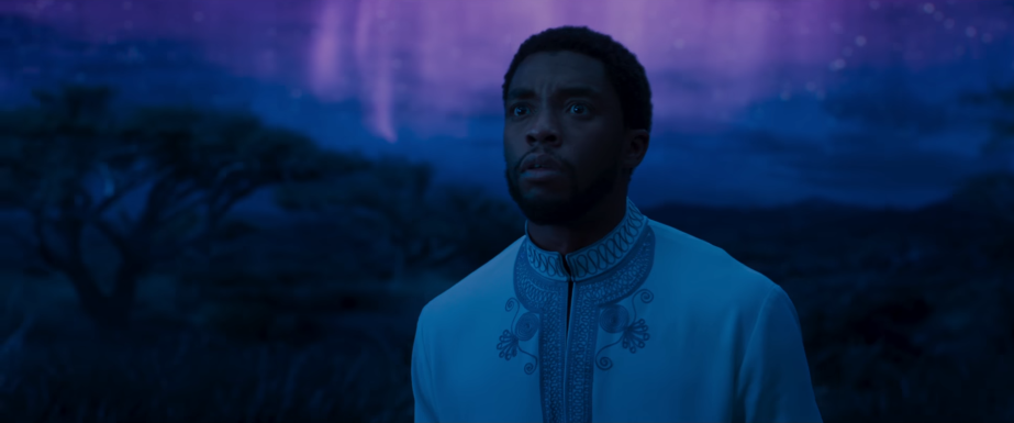 Black Panther Movie Screenshots