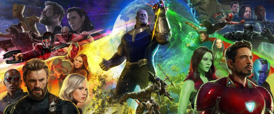 Ranking the Marvel CinematicUniverse